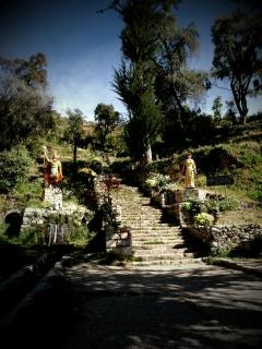 Isla del Sol (ostrov slunce) - ráj archeologů a milovníků poklidného života bez zbytečných civilizačních vymožeností - jak se pohybovat po ostrově? Pěšky, loďmo, na oslíkovi... po autech a silnicích ani stopy, pohádková země!