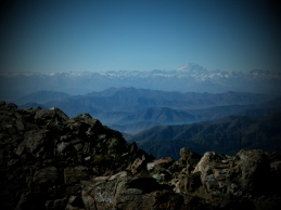 och, Aconcagua v plné kráse!