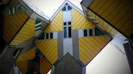 Cube houses Rotterdam