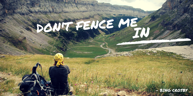 DON'T FENCE ME IN (1)