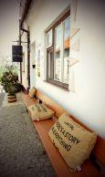 Cafe Fara. Where care are coziness are felt everywhere.