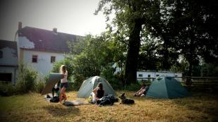 easy backpacking: Vysocina