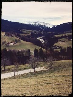 Guggisberg valley