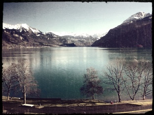 Brienzsee.
